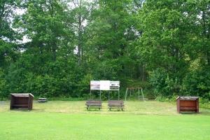 Fotbollsarenan i Blankaholm